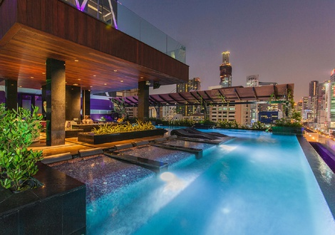 Pool - Mode Sathorn Hotel - Bangkok