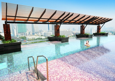 Pool Mode Sathorn Hotel Bangkok