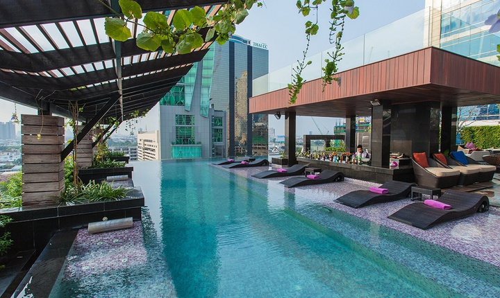 Online Hotel Booking In Bangkok