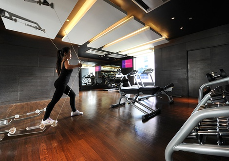 Gym - Mode Sathorn Hotel - Bangkok