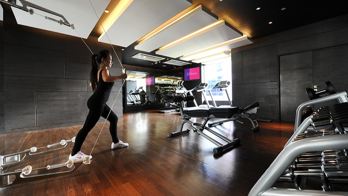 GYM Mode Sathorn Hotel