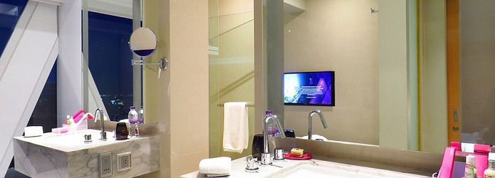 TWO BEDROOM SUITES Mode Sathorn Hotel Bangkok