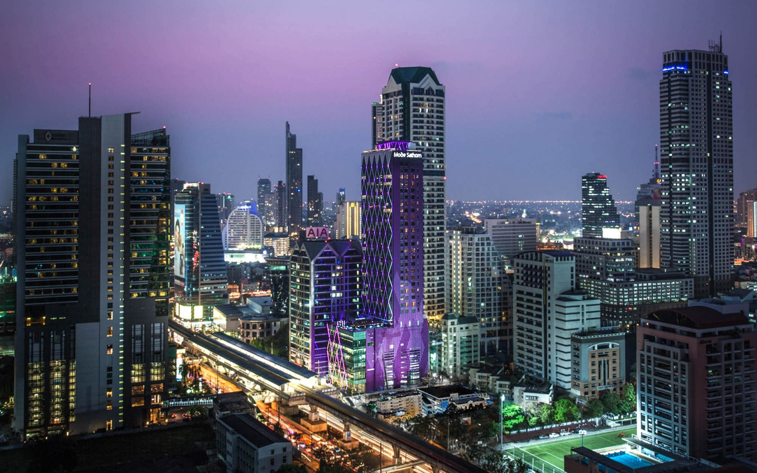 Mode Sathorn Hotel - Bangkok -